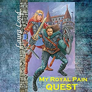 My Royal Pain Quest Audiobook