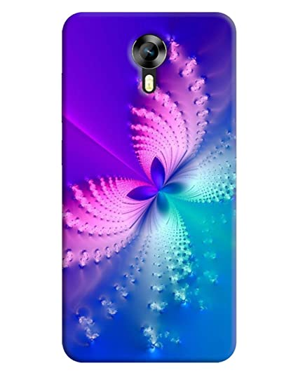 finest selection 34a39 80650 FurnishFantasy Mobile Back Cover for Micromax Canvas: Amazon.in ...