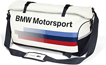 bd12196aa8b9 ... Shopping Cross Body Bag + Removable Shoulder Strap 80222411538. £44.69.  Add to Basket. BMW Genuine Motorsport Collection Womens Signet Sports Bag  In ...