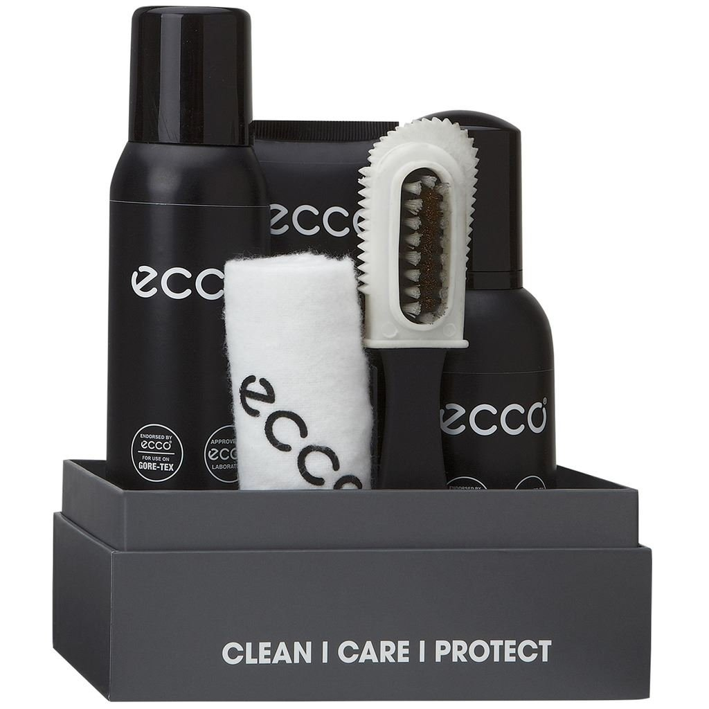 78bae4ec224 Amazon.com: ECCO Shoe Care Kit neutral No Size M EU (No Size US): Shoes
