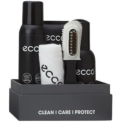 6a4d3b161b3 Amazon.com  ECCO Shoe Care Kit neutral No Size M EU (No Size US)  Shoes