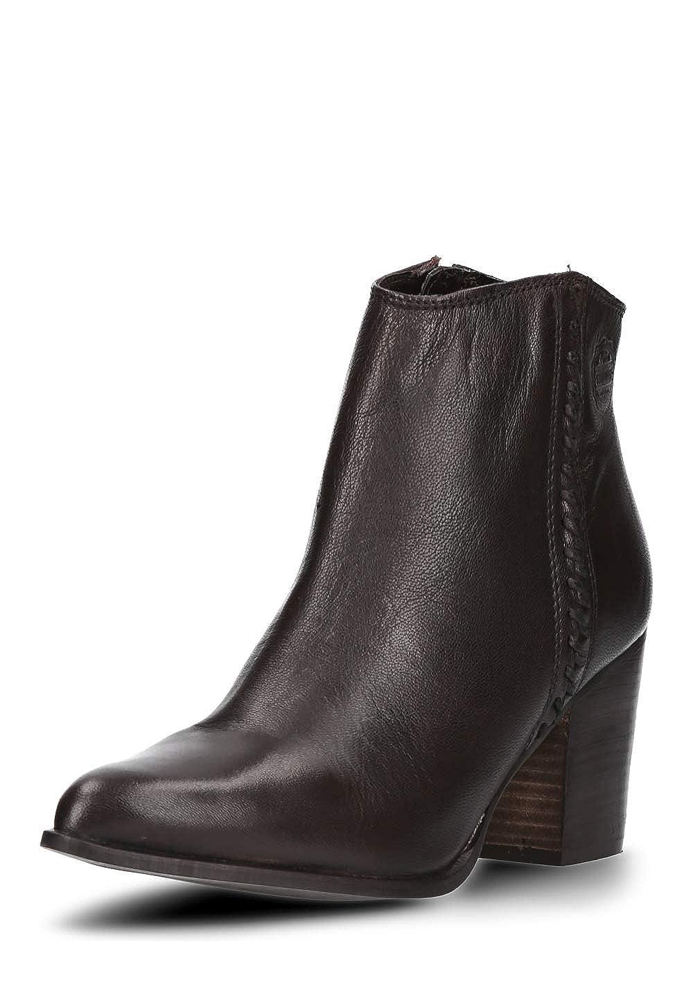 STAN MILLER Damen Schuhe gefüttert warm echt