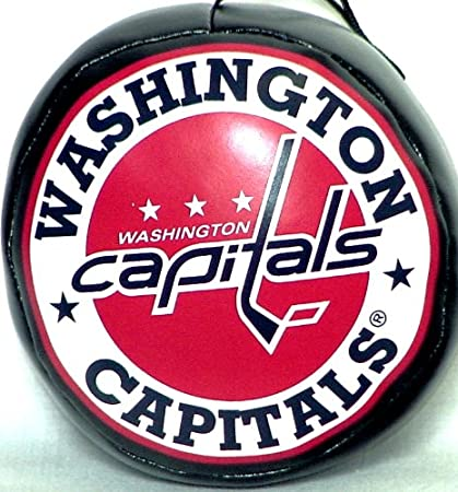 836d2a0913c Image Unavailable. Image not available for. Color  Washington Capitals  4 quot  Mini Hockey Puck Toy