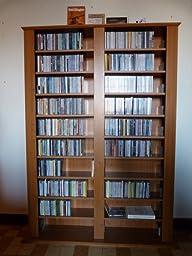 rangement cd grande capacite