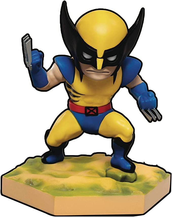 Beast Kingdom- Mini Egg Serie X-Men Minifigura Lobezno 8cm ...