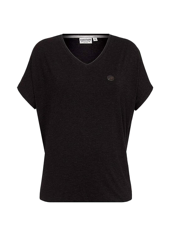 TALLA S. Naketano–Camiseta de mujer spermien Race–Camiseta