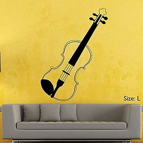 Tatuajes de pared Arte Música Guitarra Etiqueta de La Pared Inicio ...