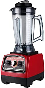 DENESTUS 2800W Powerful Countertop Blender BPA Free with 2 in1 Blades Stainless Steel Durable Home Blender Food Juicer Mixer Gallon Smoothies Maker Juice Heavy Duty or Commercial use
