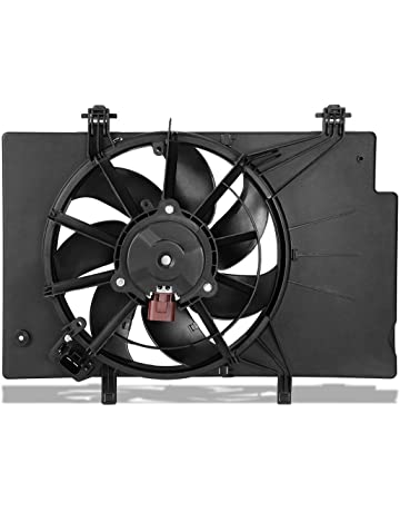 Radiator Cooling Fan Assembly For 2011-2017 Ford Fiesta 1.6L L4