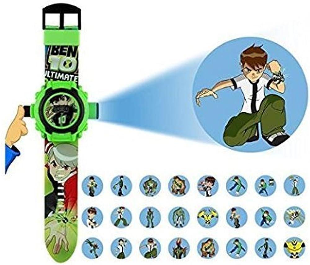 SwissRock - Reloj de Pulsera Digital para niños, 24 imágenes ...