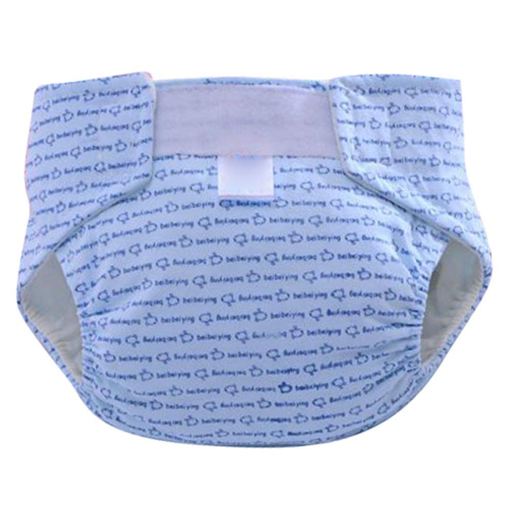Deylay Cartoon Training Pants Cute Baby Infant Kids Briefs Pants Waterproof Diaper Nappy Underwear Pink Bear//6M