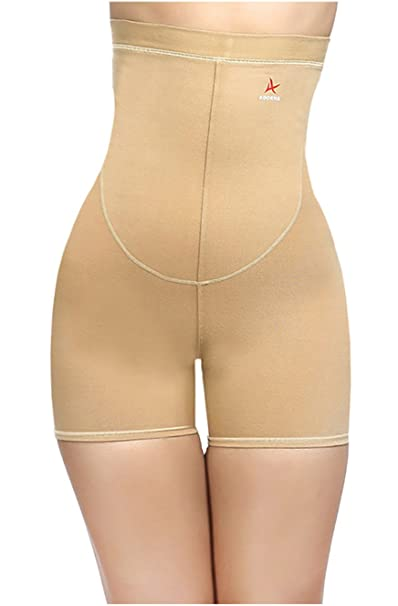 1f239527a0 Adorna High Waist Brief Ladies Shapewear  Amazon.in  Clothing ...