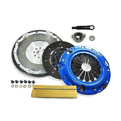 EFT etapa 1 Kit de embrague + sonda de Fidanza volante Ford Gt Mazda MX-