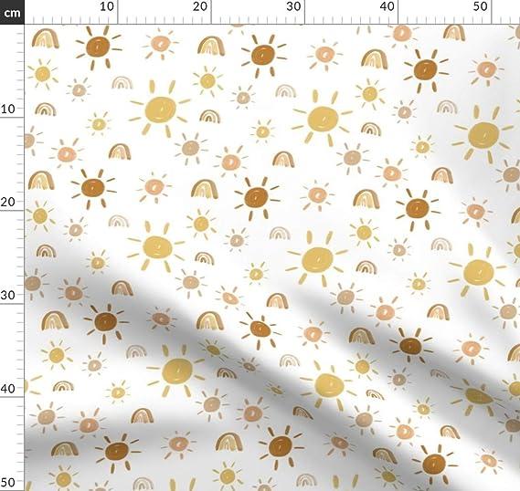 Oro, amarillo, dorado, sol, sol, sol, tejidos claros. Estampado ...
