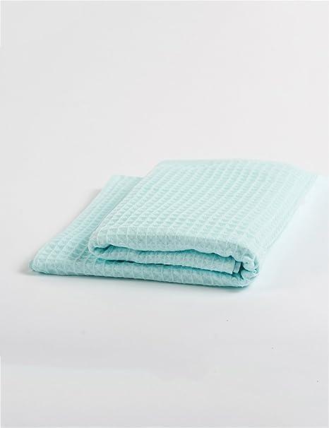 Toalla de algodón Simple Absorbente Toallas Suaves Grandes 140 * 70cm Toalla de baño de algodón