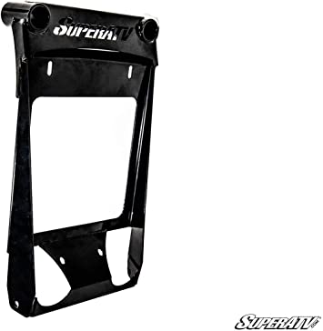 SuperATV Shock Tower Brace for Can-Am Maverick X3 Turbo//MAX//X RS//X DS//X MR//X RC 2017+ - Strengthens Your Front Suspension! See Fitment