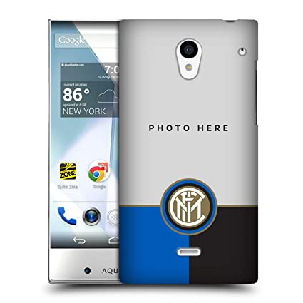 Amazon com: Custom Customized Personalized Inter Milan Black