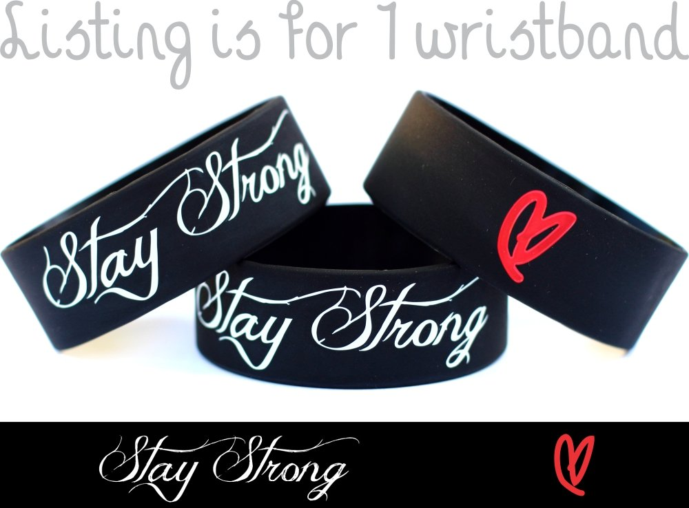 the strong foundation img shop bracelet jack blue