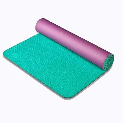 DJY Colchoneta para Ejercicios De Yoga - Uso Múltiple - 183x ...