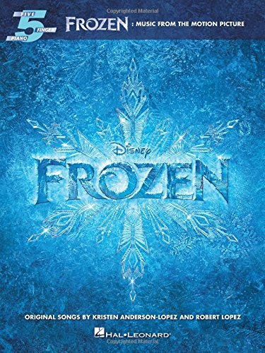Frozen: Music From The Motion Picture For Five-Finger Piano ()