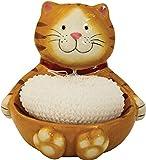 Boston Warehouse Cat Scrubby Holder 60 299