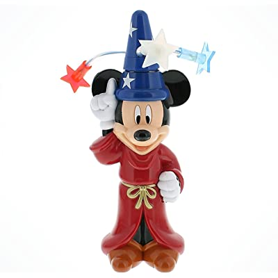 Disney Parks Exclusive Sorcerer Mickey Mouse Light-Up Spinner Chaser Toy: Toys & Games
