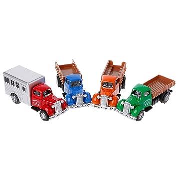 Camion Voiture Ancien Jouant Manyo Enfant Vehicules Miniatures Jouet 4cLAR35qSj