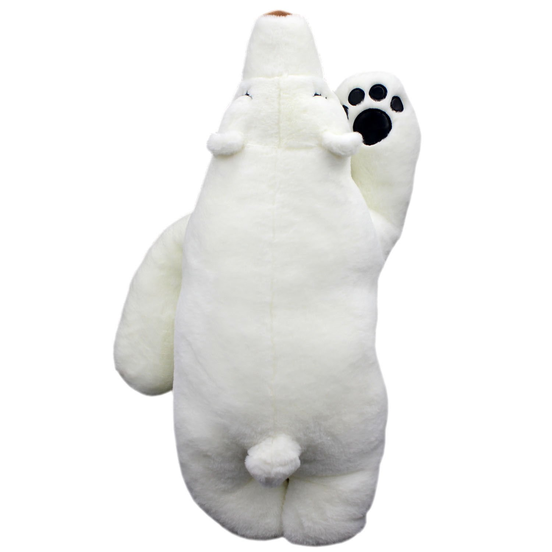 Stuffed Animals Toys White Polar Bear Soft Plush Toy Kids Pillows