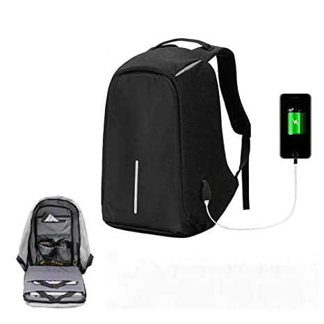 Review Anti-theft Backpacks 15inch Laptop