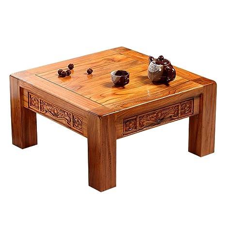 Peachy Amazon Com Coffee Tables Low Table Square Table Study Desk Creativecarmelina Interior Chair Design Creativecarmelinacom