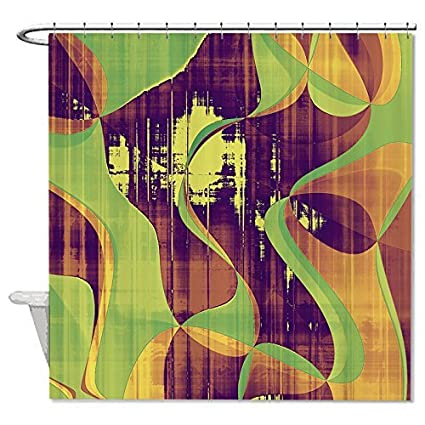 Angelly Vintage San Francisco Shower Curtain