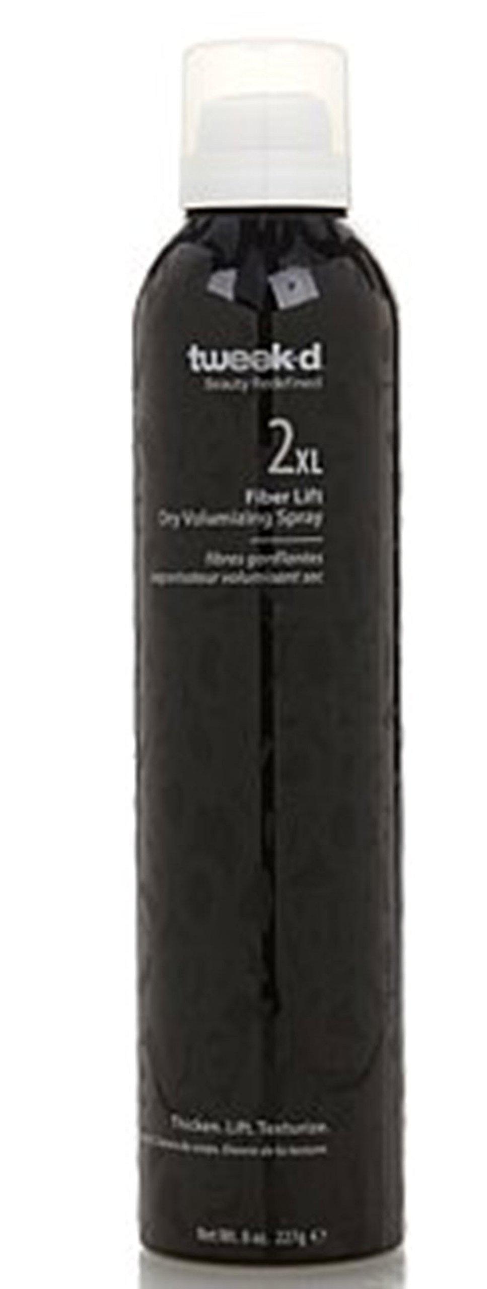 Tweak‑D 2Xl Fiber Lift Dry Volumizing Spray 8 oz by Tweak-d