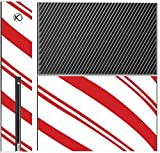 Christmas Red Candy Cane Xbox One Console Vinyl Decal Sticker Skin by Moonlight Printing