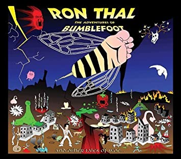 Adventures of Bumblefoot by Ron Thal : Amazon.es: Música