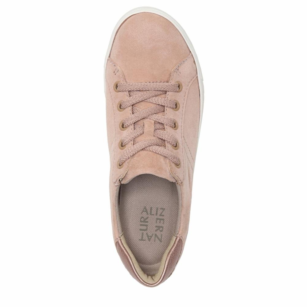 Naturalizer 6 Women's Morrison Sneaker B07579LFKB 6 Naturalizer Wide Wide US Mauve 01166e