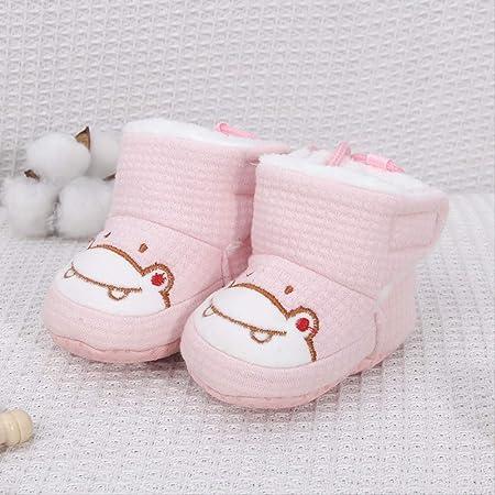 GUHUA Zapatos Gruesos De Algodón De Invierno, Zapatos Suaves para ...