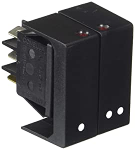 Delonghi 511741 Large Double Rocker Switch