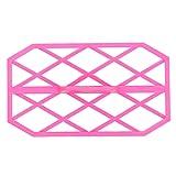 Sugarcraft Fondant Cake Embosser Embossing Stamp Tool Rhombus Pattern