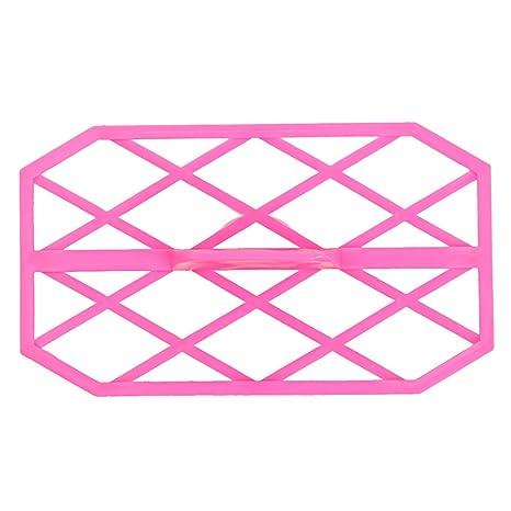 Sello, diseño de rombos, para fondant, para repujado, para tartas