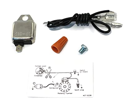 Amazon.com : The ROP Shop New Electronic Ignition Module for ... on