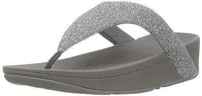 9c63bb40ec45 Fitflop Women s Lottie Glitzy Open Toe Sandals  Amazon.co.uk  Shoes ...