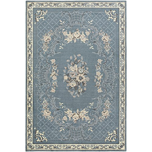 Artistic Weavers Madeline Gianna Rug, Blue, 4 x 6