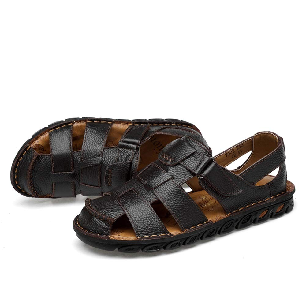 Apragaz Sandalias De Moda para Hombre Casual Anticolisión ...