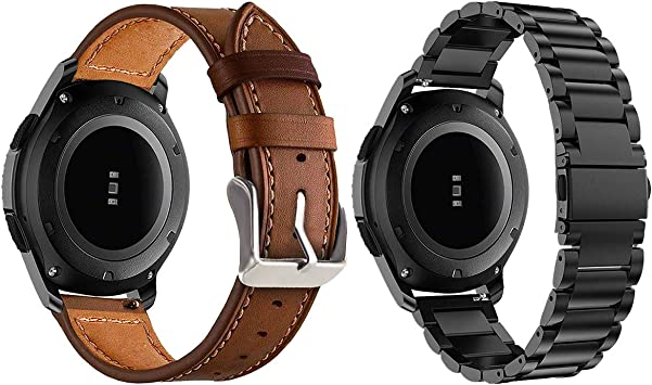 Yayuu Gear S3 Frontier/Classic Correa de Reloj Samsung Galaxy ...