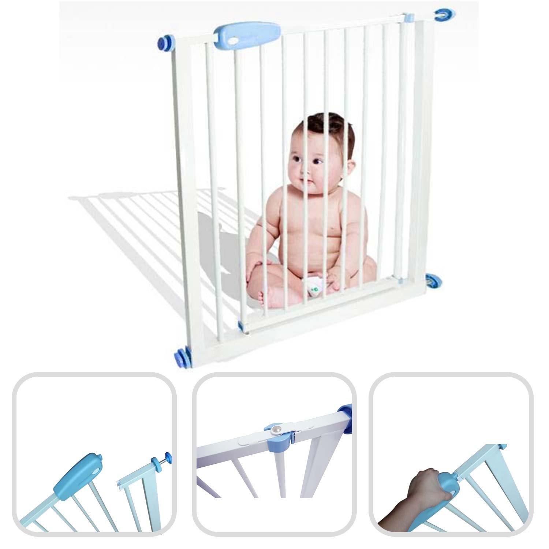 Todeco - Barrera de Seguridad para Bebés, Barrera de Seguridad para ...