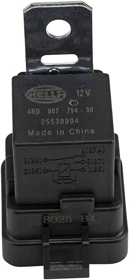 Fast 307011 30 Amp Relay