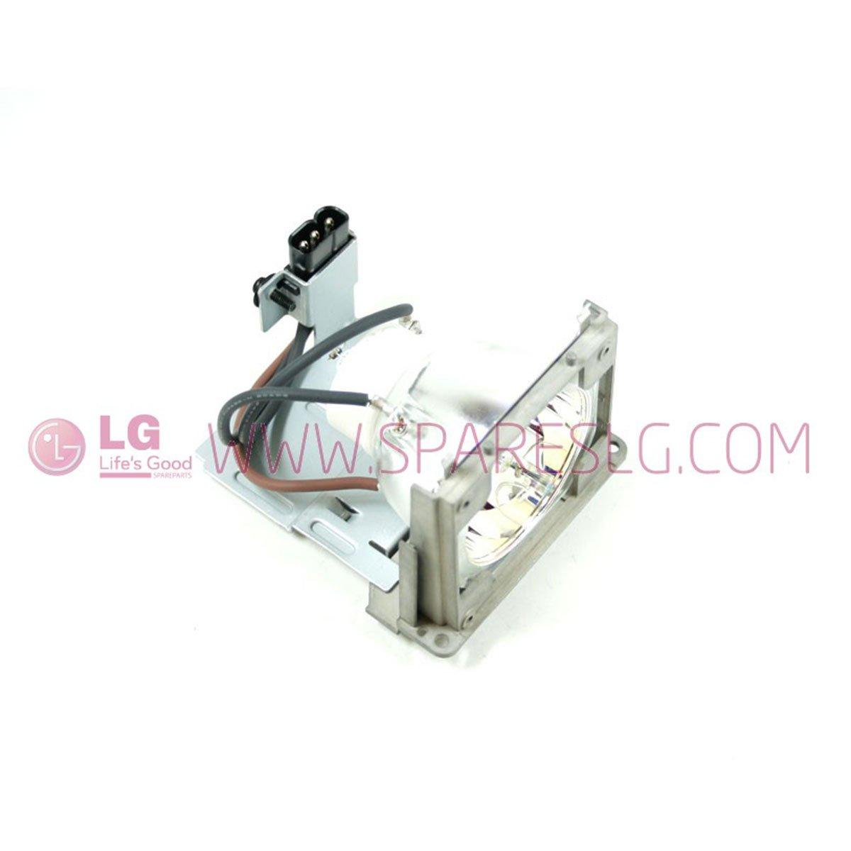AuraBeam Económica LG BX-327 Lámpara de Repuesto para Proyector ...