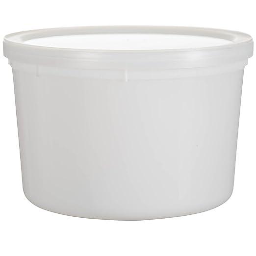 paksh - Recipientes de plástico para el almuerzo/grande recipiente ...