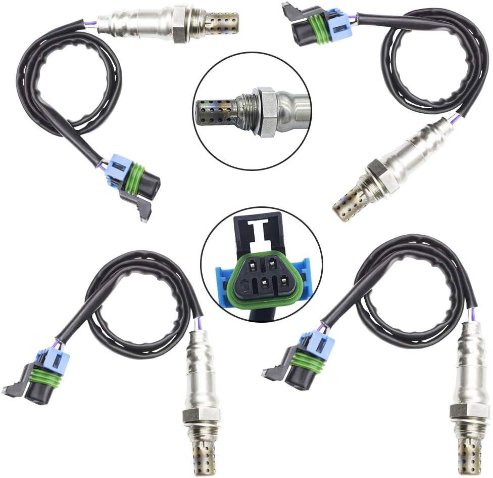 234-4149 O2 Sensor 2 Downstream MIROZO Oxygen Sensor for Lexus LS460 2009 2010 2011 2012 2013