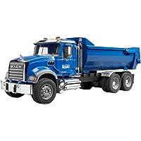 bruder Mack Granite Halfpipe Dump Truck - Modelos
